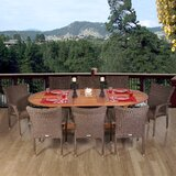Tryston 9 Piece Dining Set