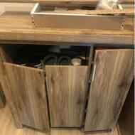 Union Rustic Tellier Shoe Storage Cabinet Reviews Wayfair