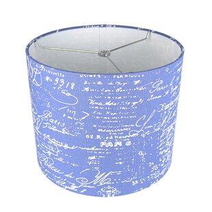12 Line Drum Lamp Shade