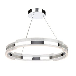 Artcraft Lighting Saturn 1-Light Pendant