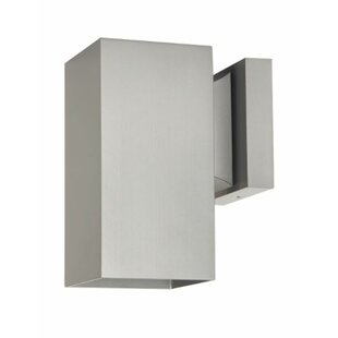 Orren Ellis Scholl SQ Outdoor Sconce