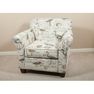 Woonsocket Armchair by Rosecliff Heights