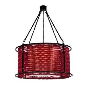 Meyda Tiffany Maille 4-Light Pendant