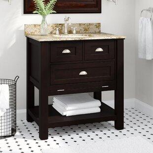 Giancarlo 30 Single Bathroom Vanity Set By Three Posts