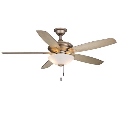 Gold Ceiling Fans You Ll Love In 2019 Wayfair