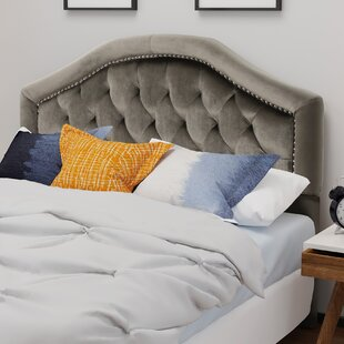 Great choice Alaric Upholstered Panel Headboard by Grovelane Teen