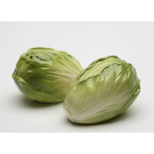 Cabbage Salt and Pepper Set