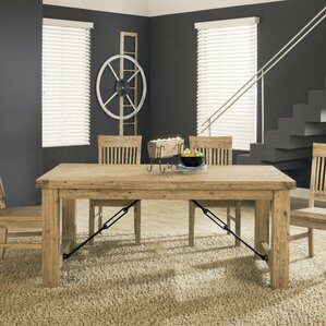 Chugwater Extendable Dining Table by Loon..