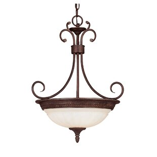 Charlton Home Ellett Inverted Pendant