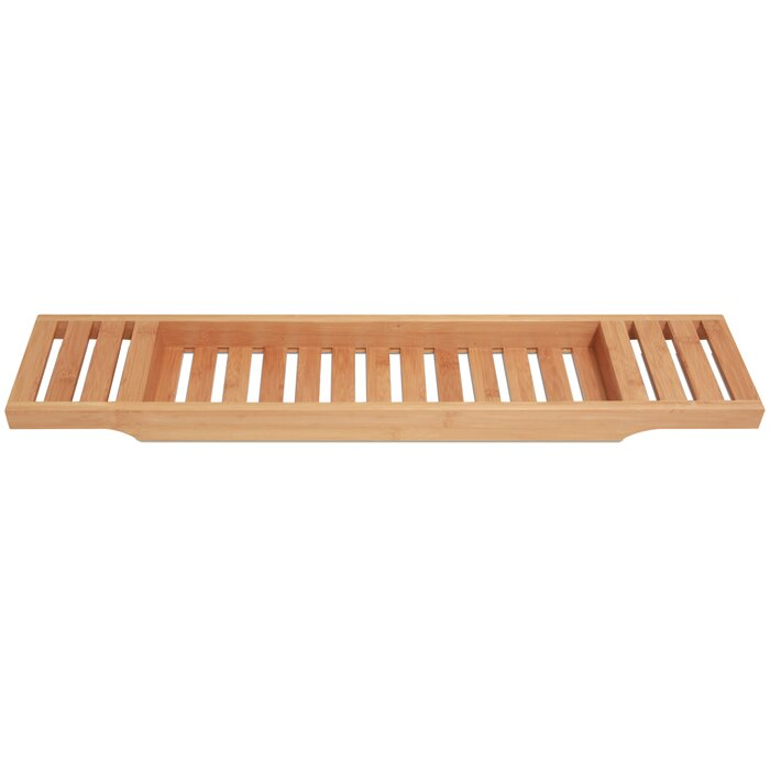 Rebrilliant Bamboo Bath Caddy & Reviews | Wayfair.ca