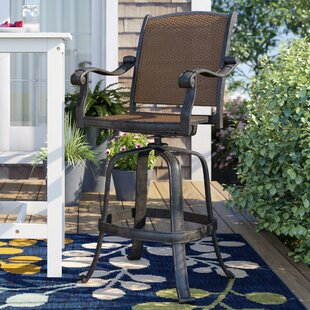 Harland Patio Bar Stool by Sol 72 Outdoor