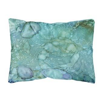 August Grove Olmo Indoor Outdoor Throw Pillow Reviews Wayfair