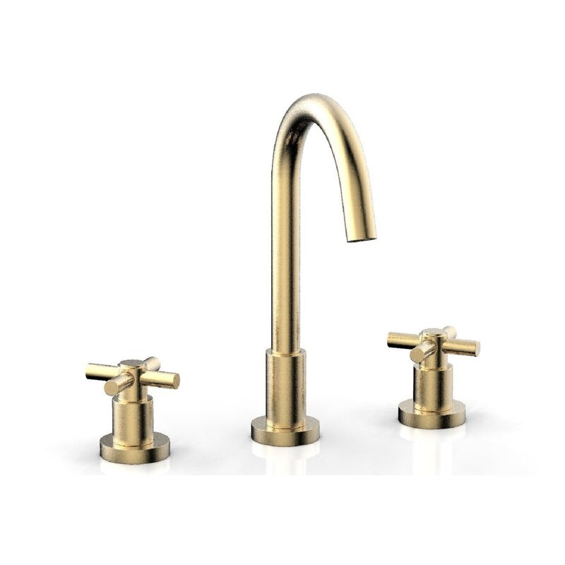 Phylrich Basic Widespread Bathroom Faucet With Drain Assembly Perigold