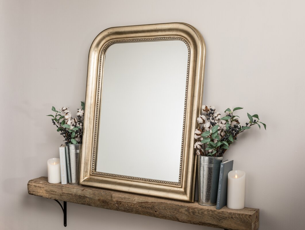 found it at wayfair archcrowned top champagne wall mirror ho