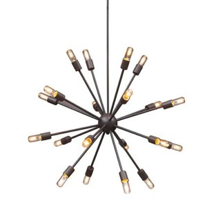 Bettencourt 20-Light Sputnik Chanderlier by Ivy Bronx