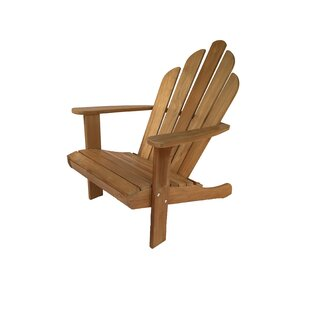 CO9 Design Teak Adirondack Chair
