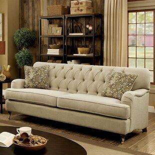 Canora Grey Dalston Tufted Sofa