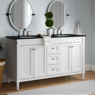 Affordable Millfield 59 Double Bathroom Vanity Set By Andover Mills