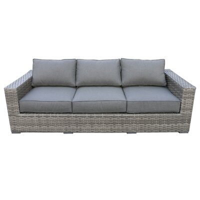 Brayden Studio Kaiser Sofa with Cushion