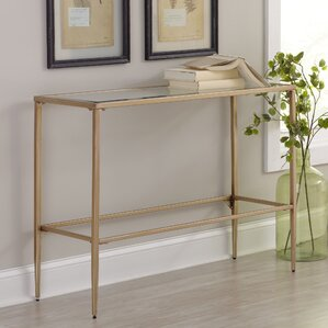 nash console table - Metal Console Table