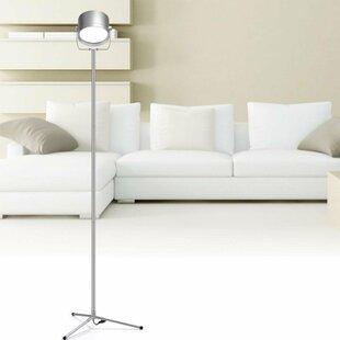 Savings Columbus Remote Control 23.1 LED Tripod Floor Lamp By Ebern Designs