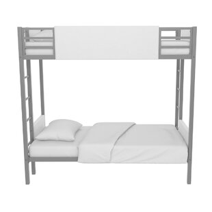 Little Seeds Monarch Hill Raven Twin over Twin Bunk Bed