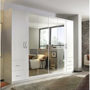 New Town Extra 6 Door Wardrobe By Rauch