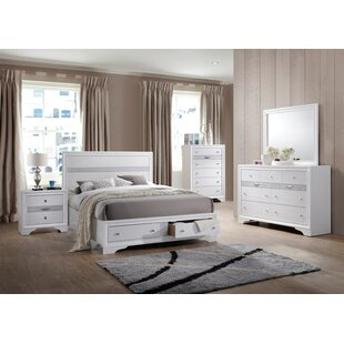 Logan 9 Drawer Double Dresser