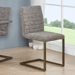 Gilleland Upholstered Dining Chair (Set of 2) Williston Forge