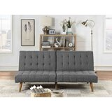 Mcclaskey 71 Wide Armless Convertible Sofa by Corrigan Studio®