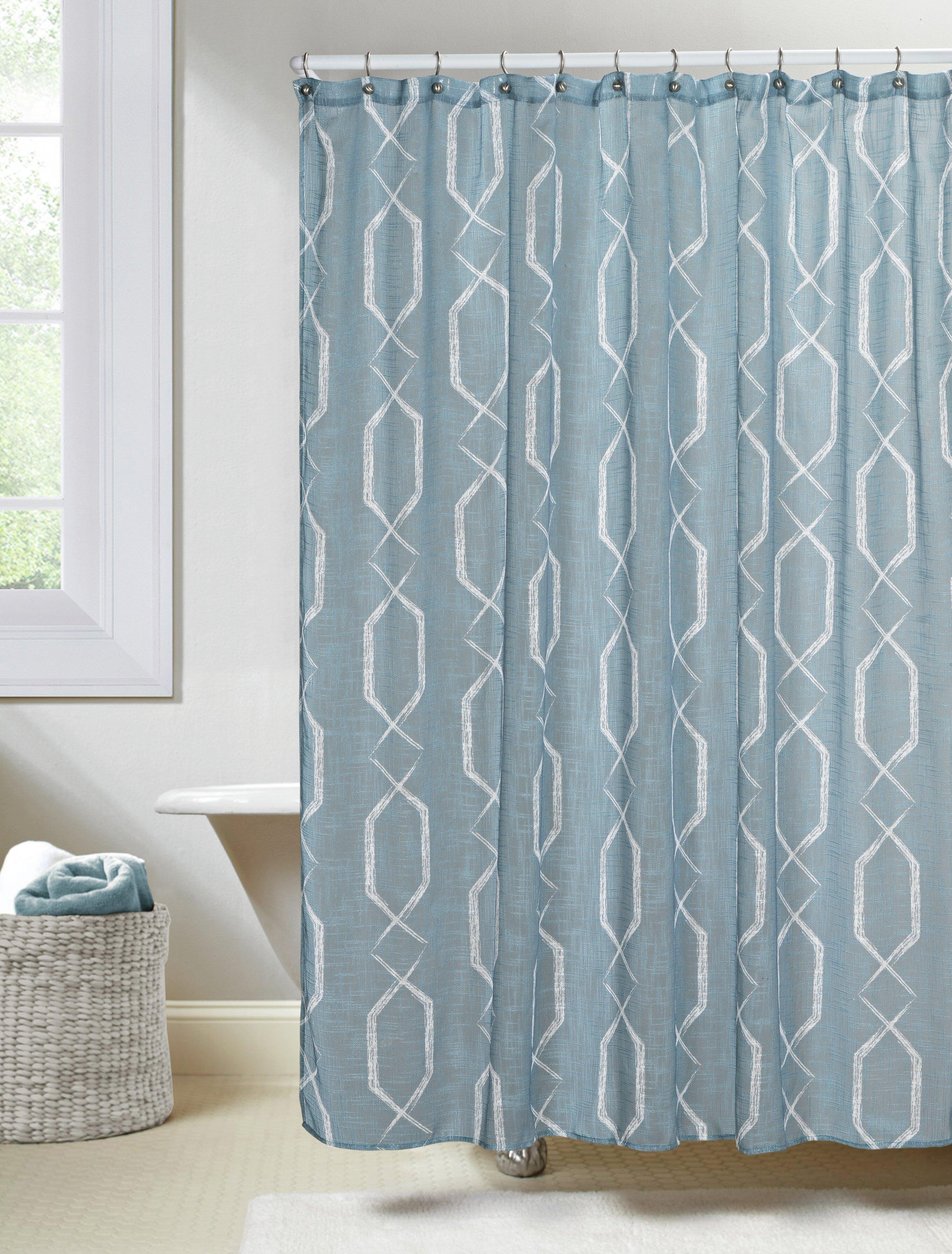 Letcher Single Shower Curtain