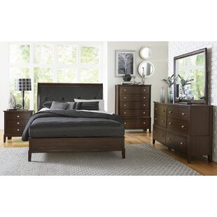 Jeffries Panel Configurable Bedroom Set by Wrought Studio 2019 Sale