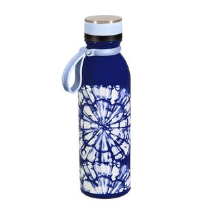Roesch Shibori 20 oz. Stainless Steel Water Bottle