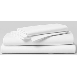1500 Wrinkle Resistant Breathable Super Soft Fitted Sheet By Alwyn Home