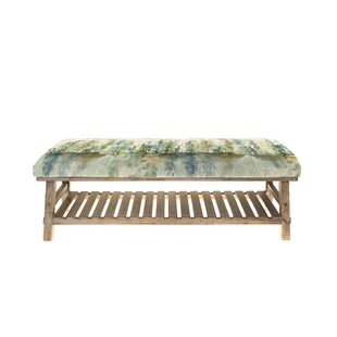 Renley Upholstered Storage Bench By August Grove