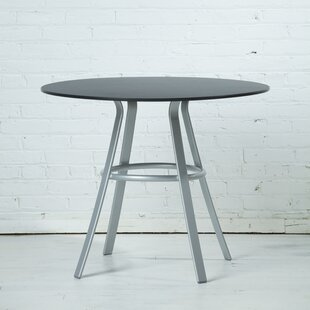 Rahn Round Plastic Dining Table by Orren Ellis Spacial Price