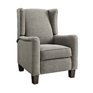 Peru Wingback Pushback Recliner