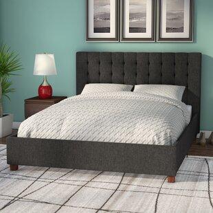 Wade Logan Littrell Upholstered Platform Bed
