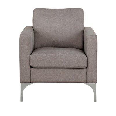 Mercury Row Upholstery Brownish Gray