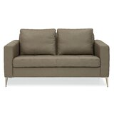 Shea 64 Square Arm Loveseat by Palliser Furniture