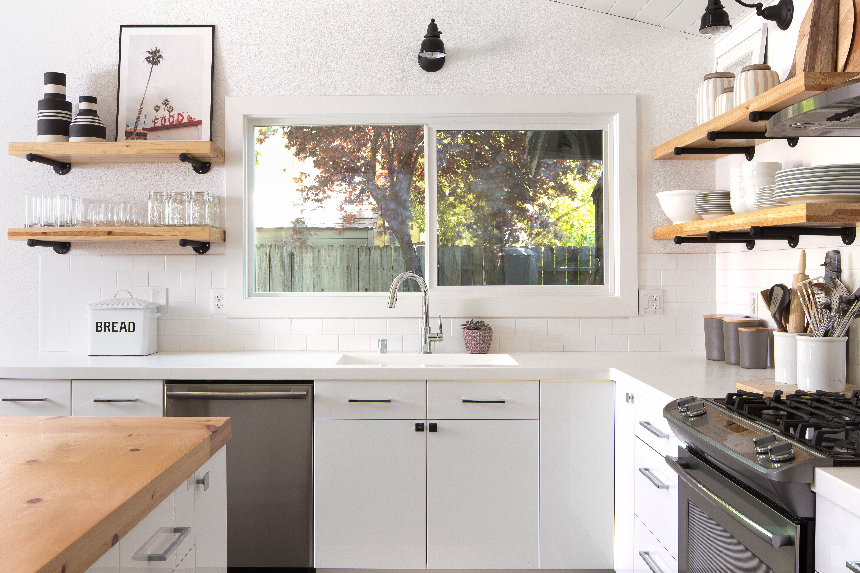 Quick Easy Small Kitchen Ideas Allmodern