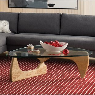 Compare prices Grampian Coffee Table by Wade Logan Reviews (2019) & Buyer's Guide