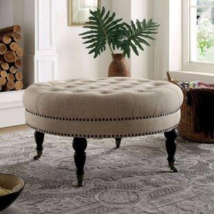 Alcott Hill Klem Plushy Upholstered Bench