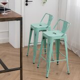 Hartmann Counter & Bar Stool (Set of 4) by Williston Forge