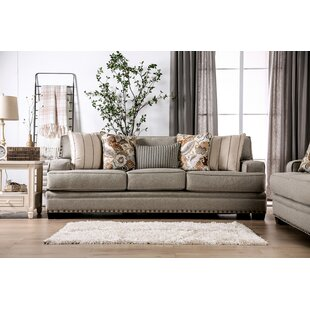 Shop Roseman T-Cushion Sofa by Canora Grey