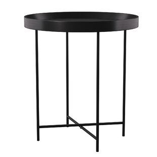 Compare prices Posner Tray Table by Mercury Row