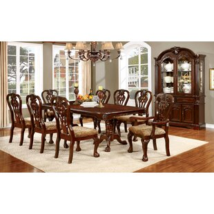 Christon Extendable Dining Table Astoria Grand