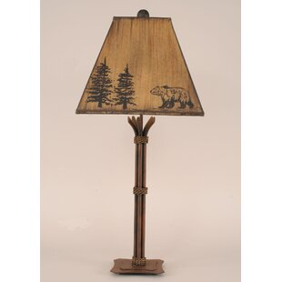 Rustic Living Iron 31.5 Table Lamp