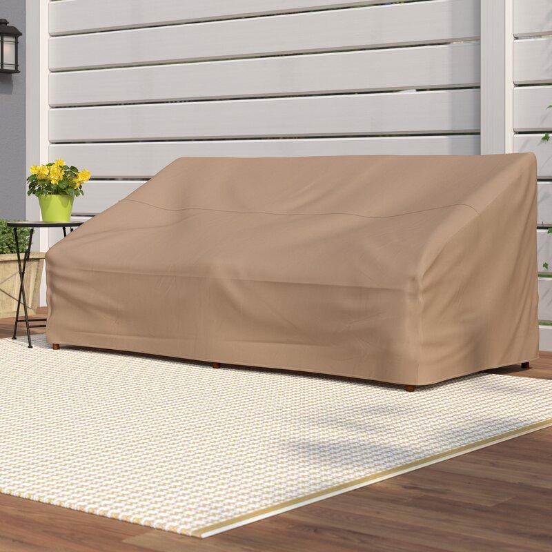 wayfair basics wayfair basics patio sofa cover reviews. Black Bedroom Furniture Sets. Home Design Ideas