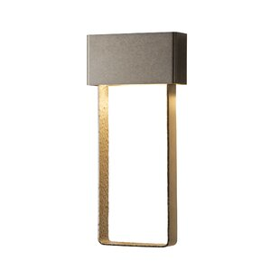 Quad LED Outdoor Flush Mount By Hubbardton Forge Outdoor Lighting